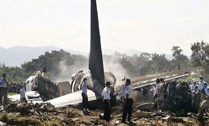 indonesian plane explodes and crashes into sea 25 killed