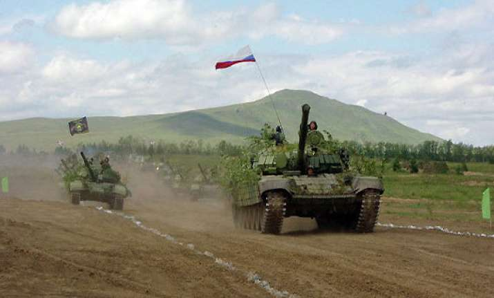 indra 2013 india russia joint military exercise this month