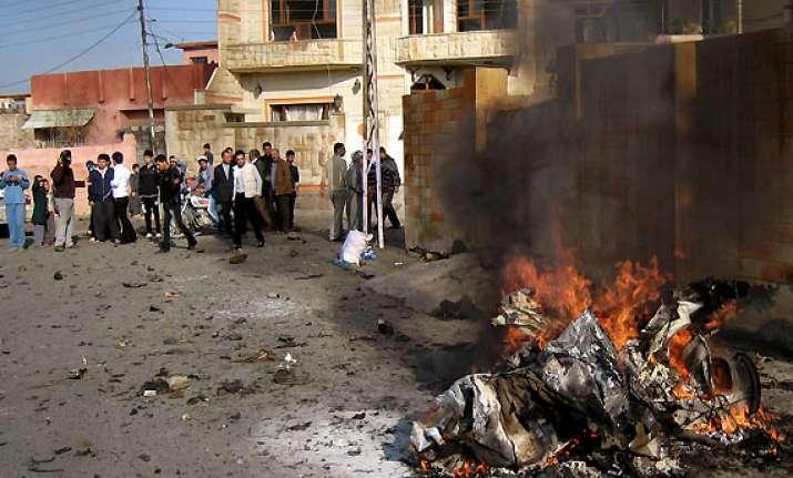 insurgent target shia mosques in iraq kill 30 people
