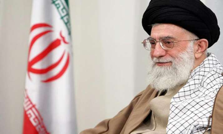 iran leader hints at disapproval over obama call
