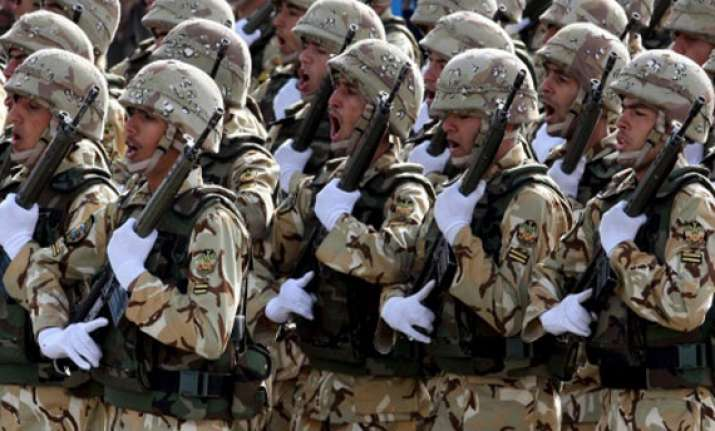 iran may send forces to pakistan for captive guards