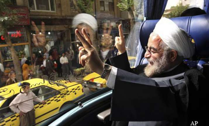 iran s president elect nation voted for change