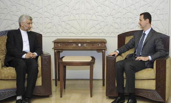 iran to supply oil to syria