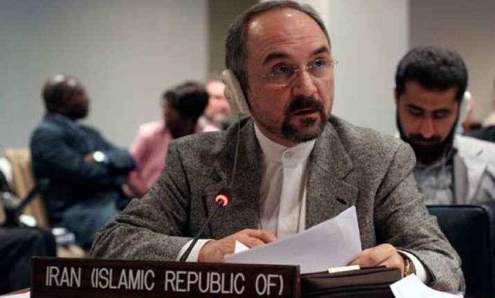 iran calls us allegations politically motivated evil plot