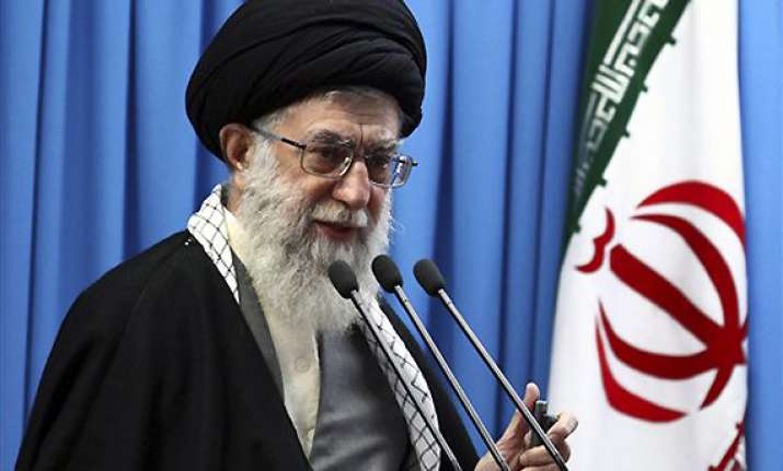 top leader insists iran not seeking nuclear arms