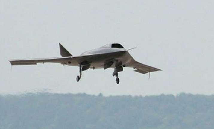 iran says it shot down unmanned us spy plane