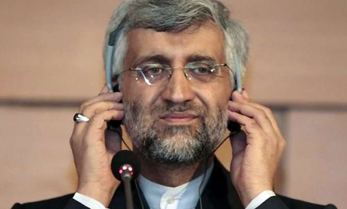 iran says ready for nuclear talks as tensions mount