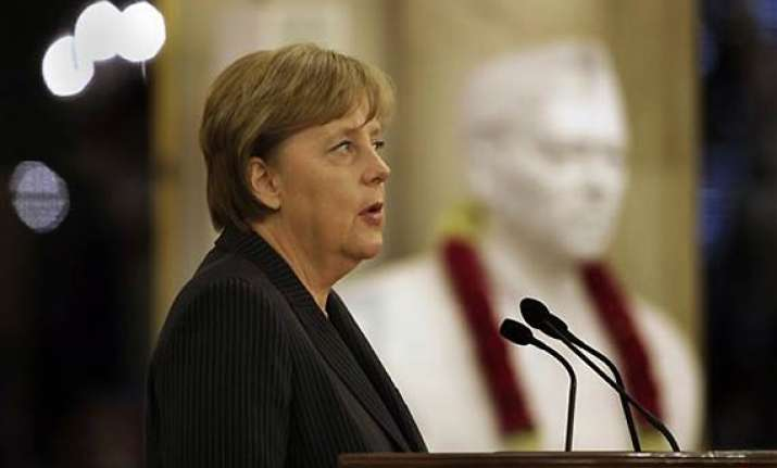 iran says technical problems delayed green signal to merkel