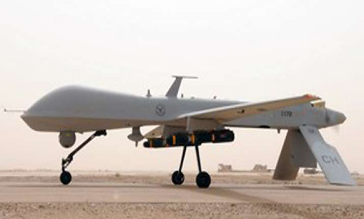 iran shot down unmanned us spy plane