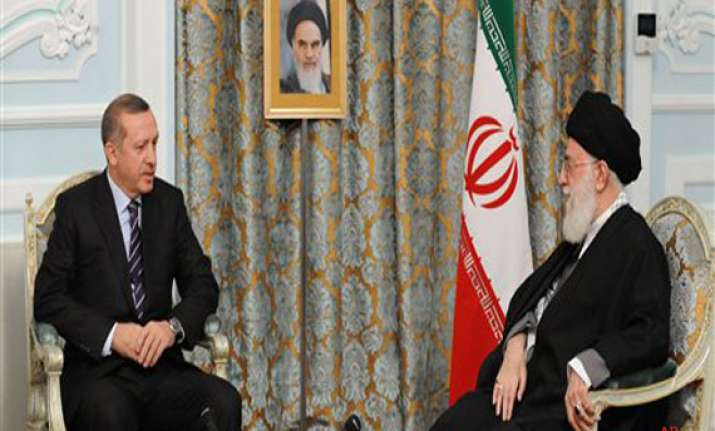 iran will defend syria s regime says supreme leader