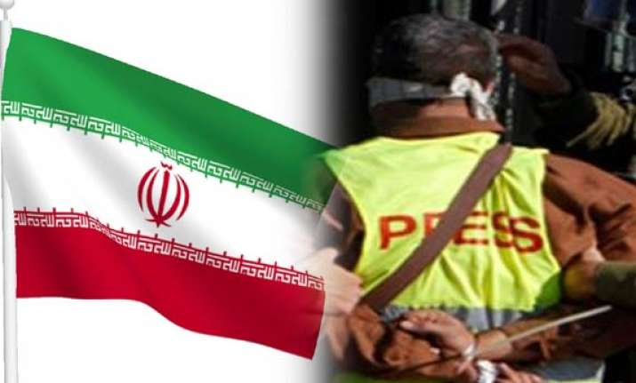 iranian government urged to release four detained