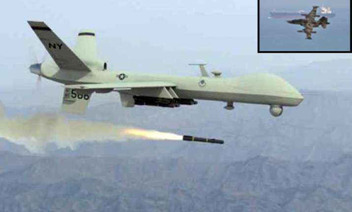 iranian fighter jet attacked us drone says pentagon