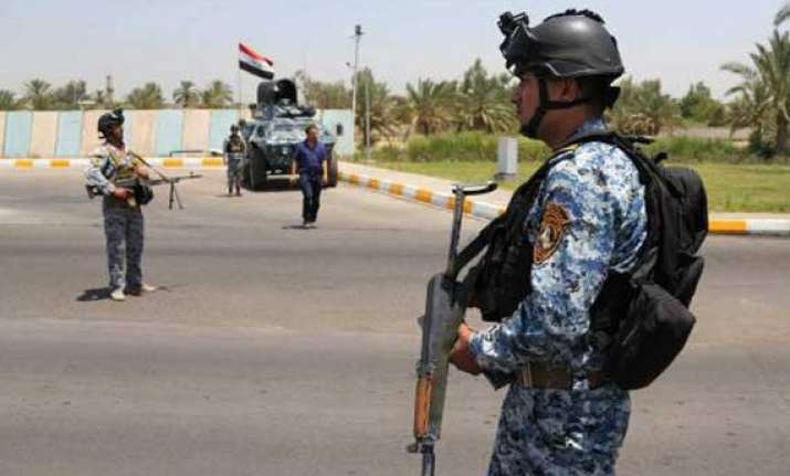 iraq forces look to claw back city from insurgents