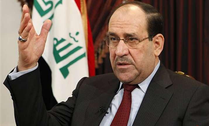 iraq pm green zone bomb was assassination attempt