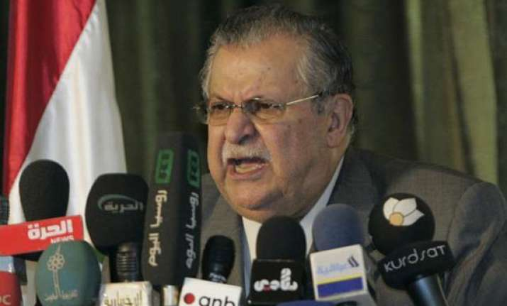 iraqi president dies at 79