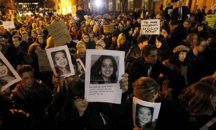 irish govt wants savita probe to stand up to world s
