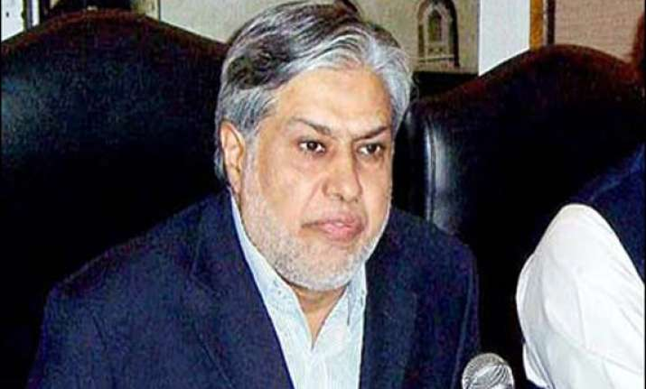 ishaq dar set to be appointed pak finance minister