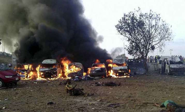 islamist group boko haram carries out massive blast in