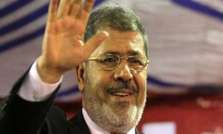 islamist mursi sworn in as egypt s president