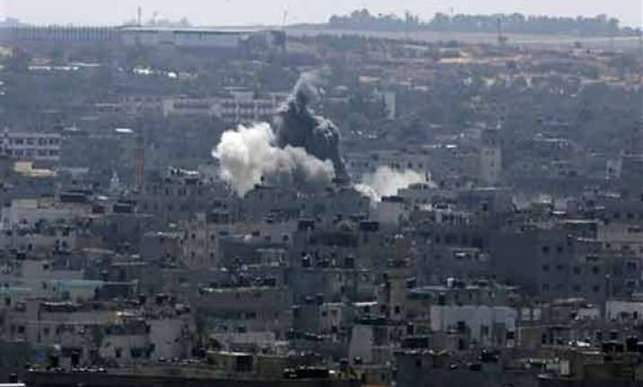 israel palestinians agree on long term gaza ceasefire