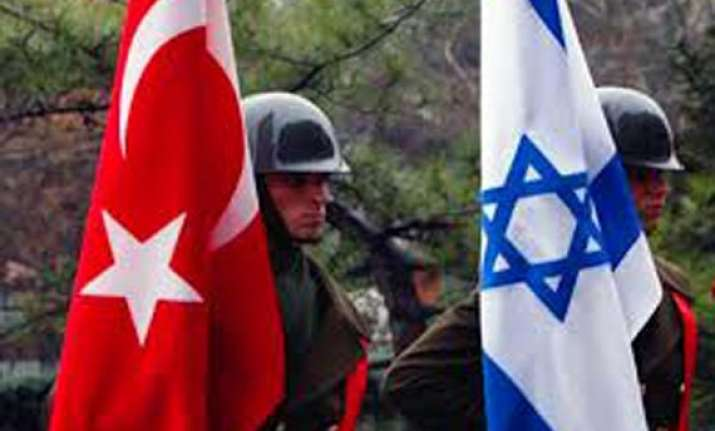 israel turkey relations sink to low