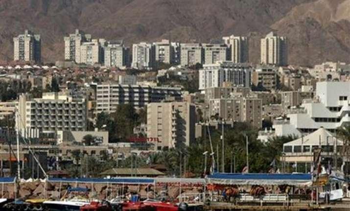 israel clears landmines near its sea port