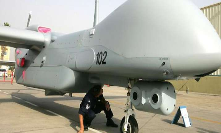 israel is world s largest exporter of drones report