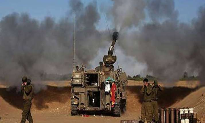 israel launches ground offensive in gaza death toll at 265