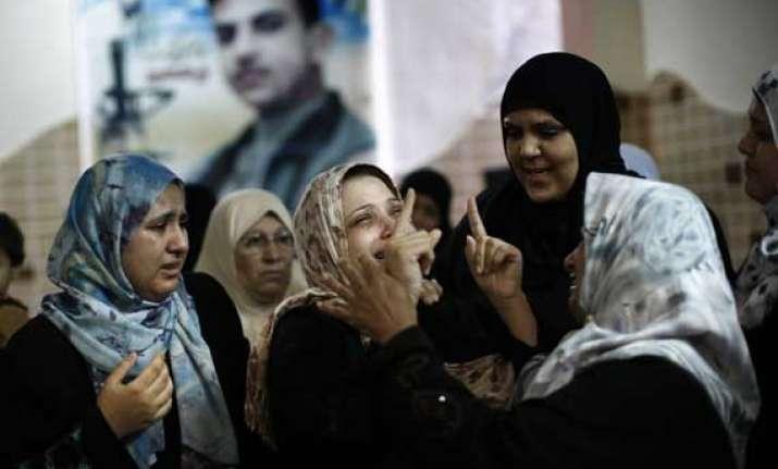 israel orders palestinians to leave gaza