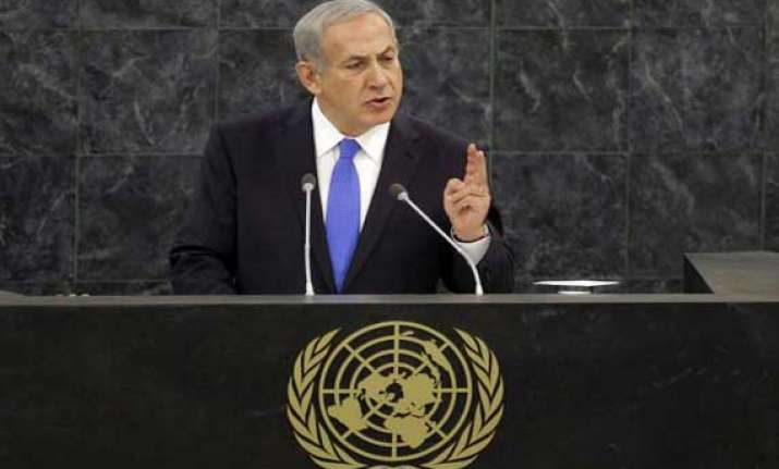 israel won t let iran get nuclear arms netanyahu