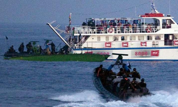 israel s comptroller raps pm for 2010 flotilla raid