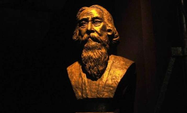 israel s university pays tribute to tagore on his 150th