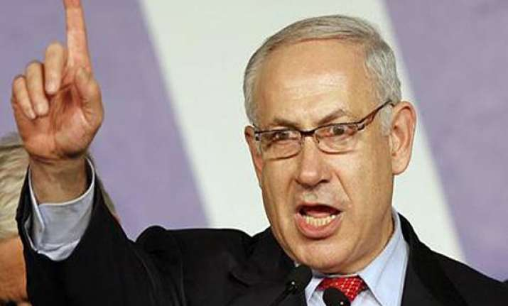 israeli pm slams abbas refusal to recognise jewish state