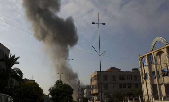israel hamas defiant as death toll rises to 133.
