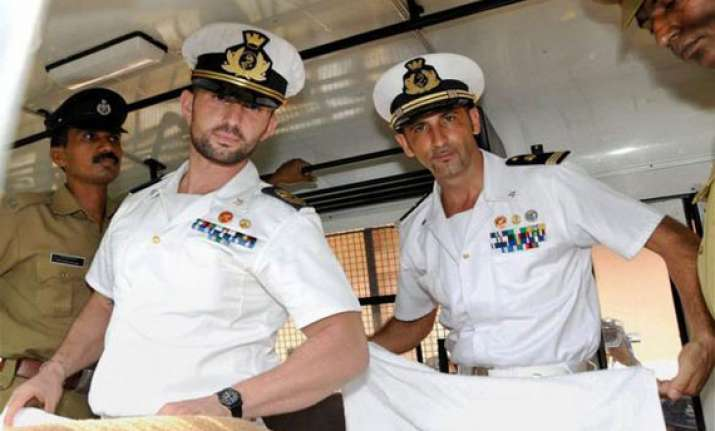 italy summons indian ambassador over naval guards