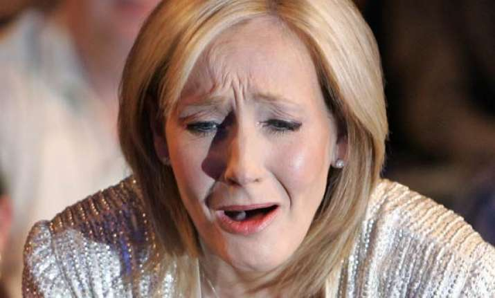 jk rowling to reveal secret of pottermore