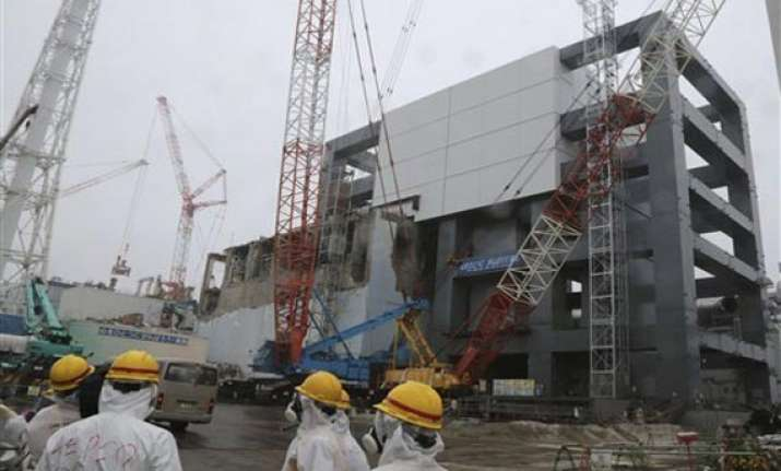 japan receives 1st nuclear reactor fuel since 2011