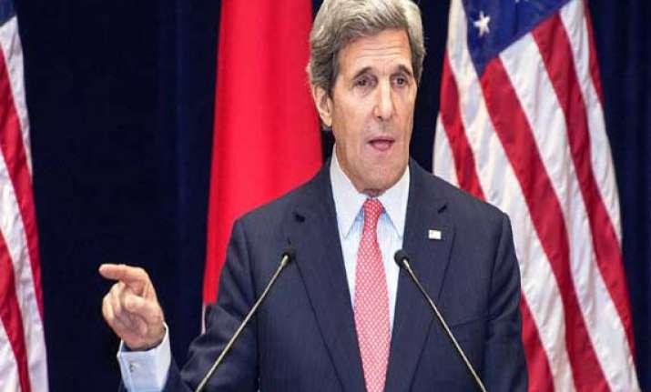 john kerry asks arab nations to press hamas on ceasefire