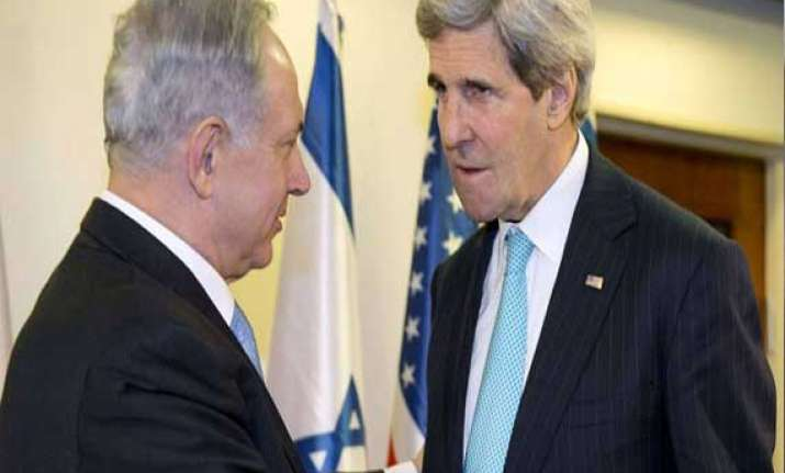 john kerry wraps up israel visit no sign of breakthrough