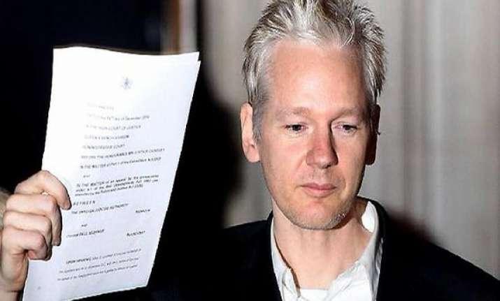 julian assange names wikileaks party candidates