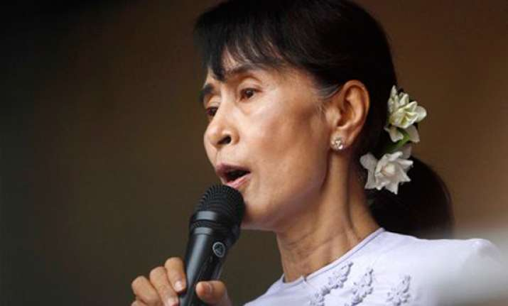 junta will never be able to get rid of suu kyi says her