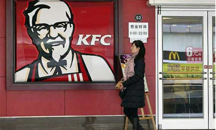 kfc pizza hut owner says china food supplier scandal