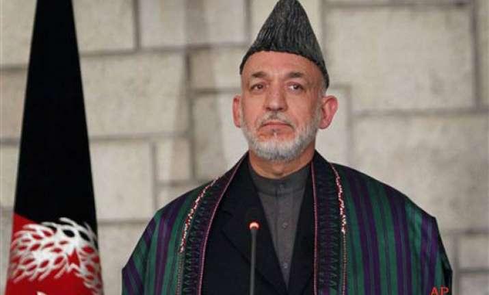 karzai urges neighbourly relations with pakistan
