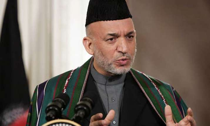 karzai welcomes us remarks on taliban