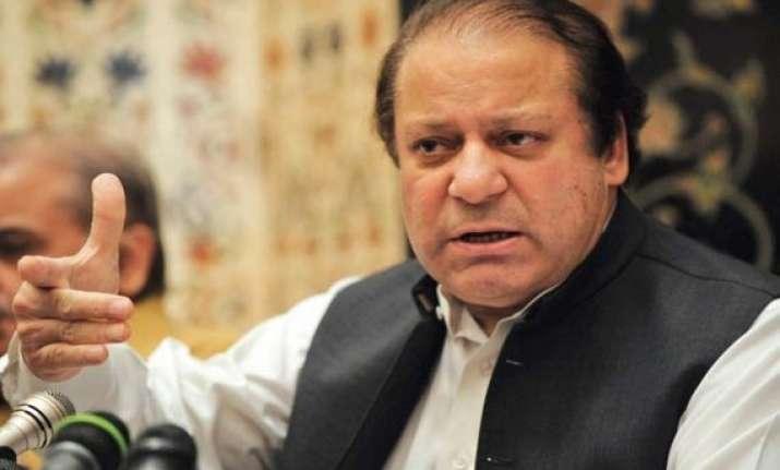 kashmir a national issue jugular vein of pakistan nawaz