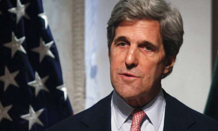 kerry calls karzai over taliban office issue