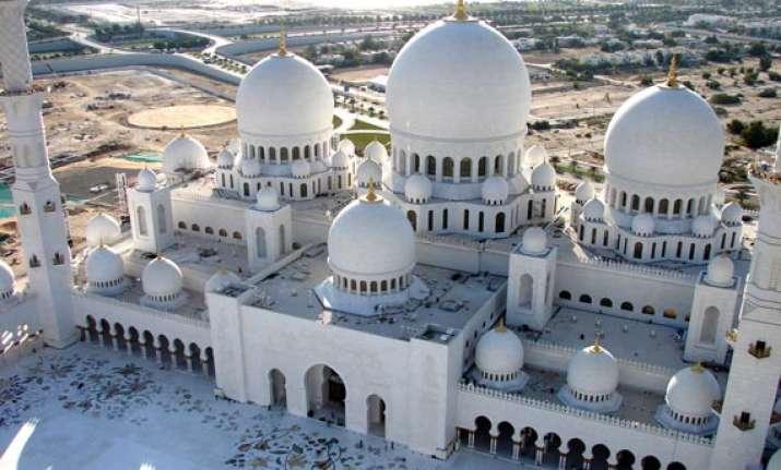 khalifa mosque inaugurated in kazakhstan
