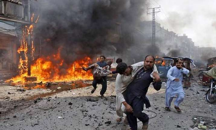 23 killed 40 injured in pakistan blast