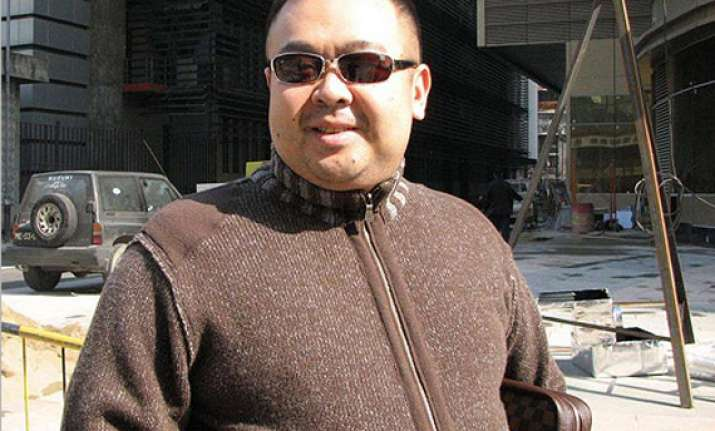 kim jong il s eldest son under chinese protection