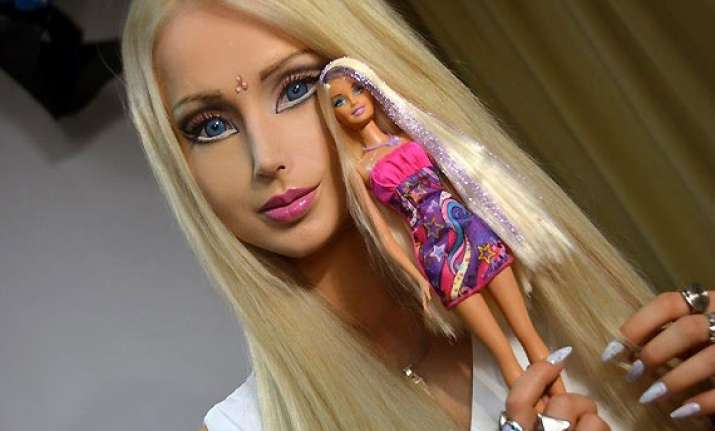 know about valeria lukyanova the real life barbie doll